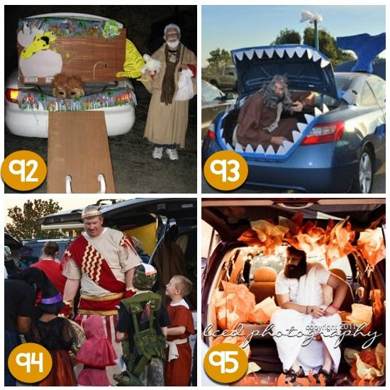 120 creative trunk or treat ideas halloween 2015holidays halloweenhalloween craftshalloween - Religious Halloween Crafts