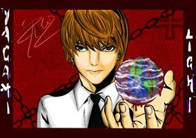 Light Yagami by eREIina
