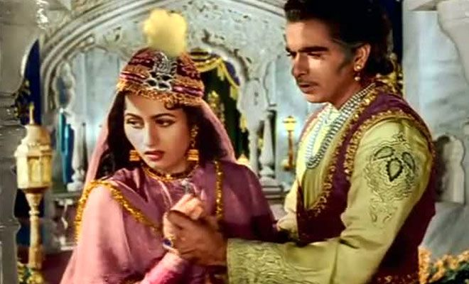 #MughaleAzam was released in 1960 and in 2004 the film was restored -#Dilipkumar Forever Movie -#Ratemovieshere
