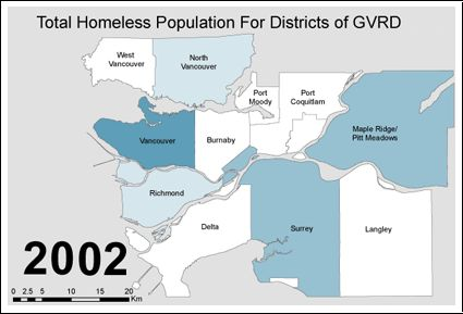 "This statement is copied from Wikipedia ""Homelessness in Vancouver, British Columbia, Canada is a social crisis that has been rapidly accelerating over the last decade"""