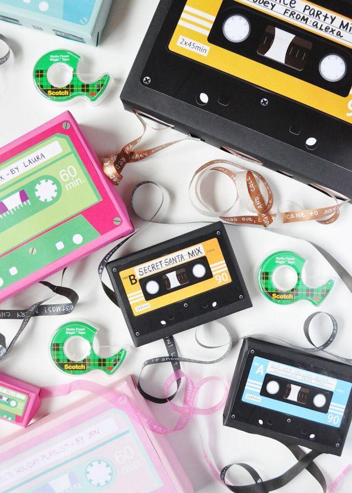 25 Best Ideas About Cassette Tape Crafts On Pinterest