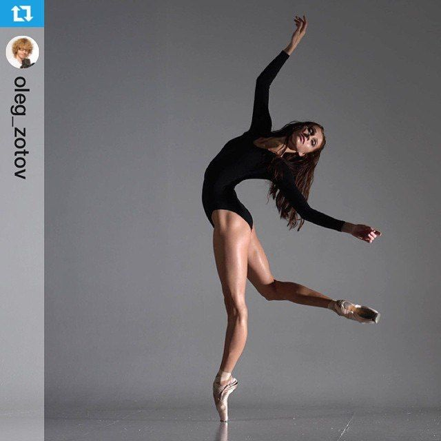 Oksana Skoryk Promoted to Principal Ballerina of Mariinsky Ballet, September 25, 2015