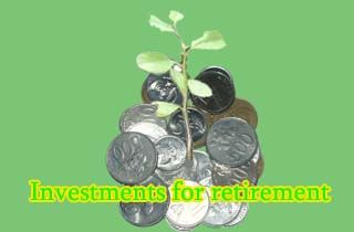 Investments for Retirement