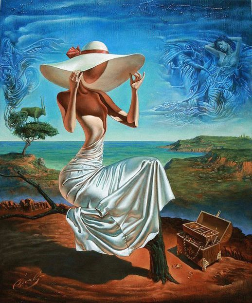 17-surreal-painting-by-michael-cheval - Aylmao