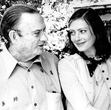 С отцом-американцем Виктория познакомилась в 1973 году