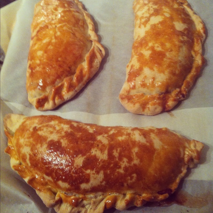 Homemade Cornish Pasties, made the only way they should be; swede, potato, skirt beef, onion & plenty of seasoning. Proper job!