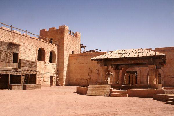 Warzazat Gladiator Medieval - Architecture - 1