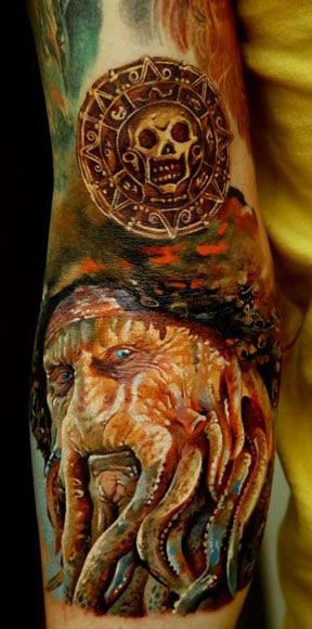 Tattoo Artist - Dmitriy Samohin | www.worldtattoogallery.com/tattoo_artist/dmitriy_samohin