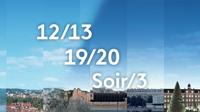 Louviers Cœur de Ville, reportage de France 3 Normandie
