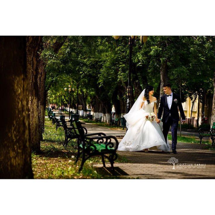 New Road Ahead   www.cristians.ro . . #weddingday #love #couple #huffpostido #instawed #instapic #instagood #instalove #destinationweddingphotographer #romaniawedding #Transylvania #Romania #nikon #d750 #nikond750 #bride #groom #pin #beautiful #holdinghands #walk #ig_romania #targumures #samedayedit #thesecondshot #aotss #wed_star #parcbulevard #newroadahead