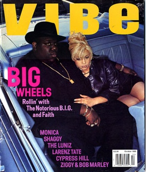 Faith Evans & Biggie