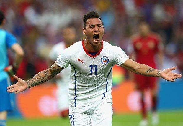 RedTheos24: Ισπανία - Χιλή 0-2  (videos & photos)