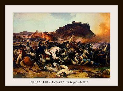 La Batalla de Castalla
