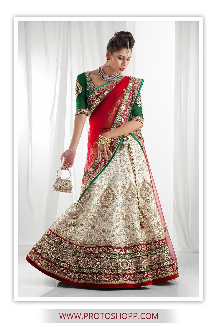 Be bold, be yourself and you will be surprised to see how much positivity it spreads. Shop this wedding Dress @ http://bit.do/cWKcm #fashionblogger #styleblogger #blogger #trendy #Protoshopp #India #buy #sell #blog #fashiondiaries #fashionbloggers  #onlineshopping #celebrity  #lifestyle #party #fashion #onlineshopping #weddinglehenga #lehengacholi #ethnic #ethnicwear