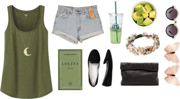 """gardenia"" by brendazhuo on Polyvore"