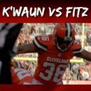 "We may have ""A Fit"" for Fitz Sunday fam. Keep your fingers crossed. K'Waun is one of those ""matchup problems"" for Fitz. Larry hasn't seen him since 2014 when he was a kid breaking into the league, but he contained Fitz, and did it well. We'll see what happens Sunday... Keep in mind the Cards as an entire unit in the past years have beaten the 49ers with Carson Palmer, David Johnson and Fitz. Johnson is on the mend. It's Carson and Fitz now. Limit Larry's production  and that could be key…"