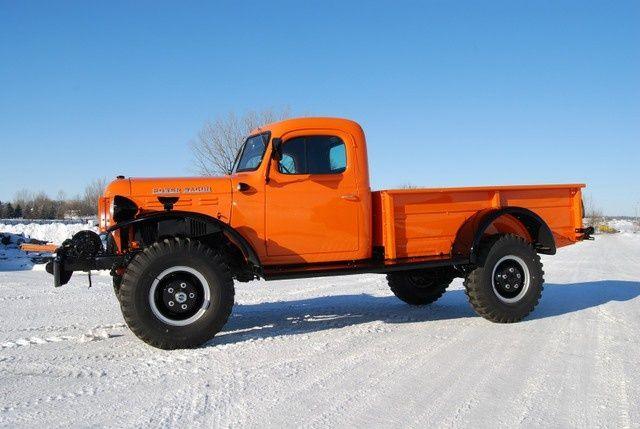 1964 WM300 Dodge Power Wagon | Trucks - Stock & Mild