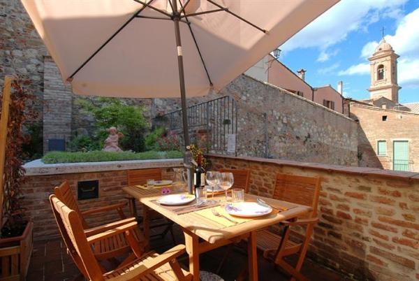 Appartamento Vacanza a Montepulciano - 1 Camera/e da letto 1.0 Bagno/i 2 posti letto