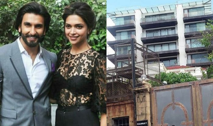 Deepika Padukone And Ranveer Singh Looking For Dream House Along The Lines Of Shah Rukh Khan S Mannat Deepika Paduko Deepika Ranveer Ranveer Singh Boys Camp