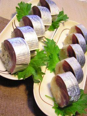 大鯖1000円!で、鯖寿司♪