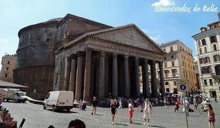 Panteon, Roma.