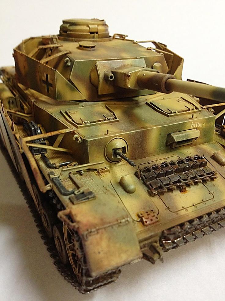 4号戦車H型