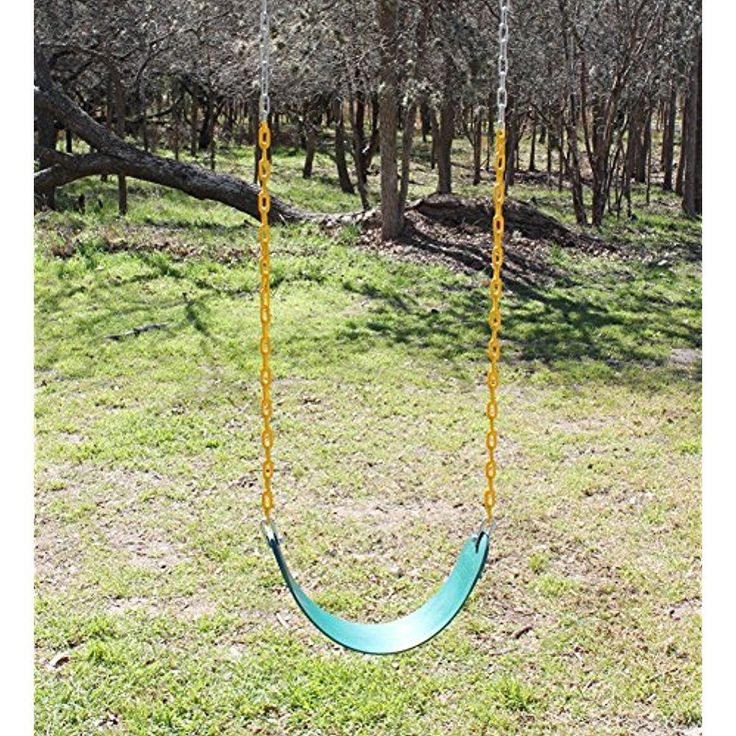 Playground Swing Set Accessories Seat Heavy Duty Kids Toddler Outdoor Toys Fun #JungleGymKingdom