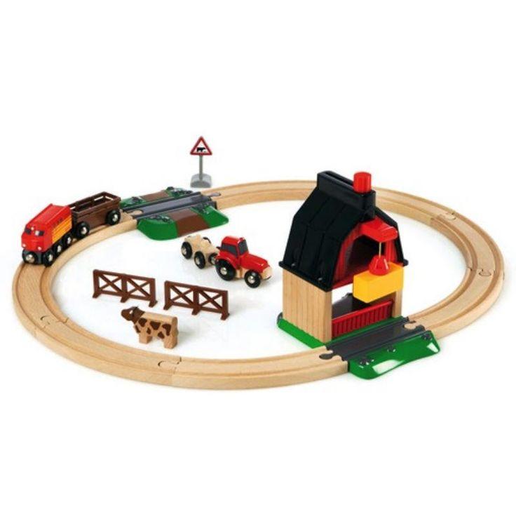 Brio togbane bondegård