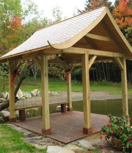17 Best Images About Pagoda Pergola Ideas On Pinterest