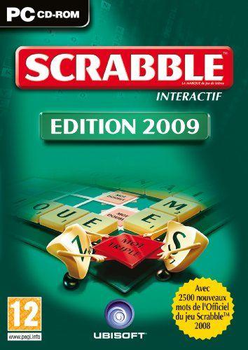 Scrabble Intéractif Edition 2009: Scrabble Interactif Edition 2009 Ubisoft PC Compatible Windows 7 seven Vista Cet article Scrabble…