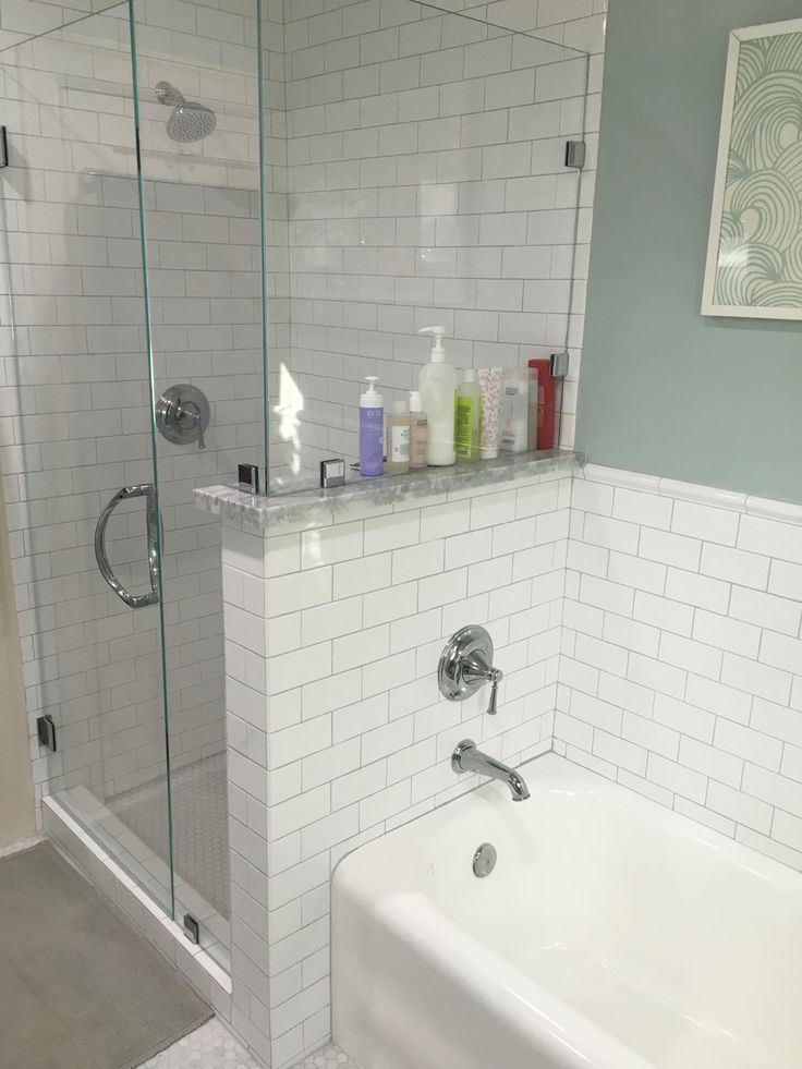 Toto Shower And Tub Fixtures Platinum Grout In 2019