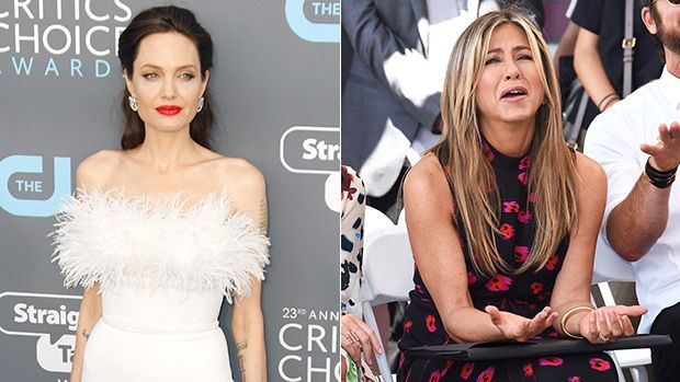 Angelina Jolie Not Surprised By Jennifer Anistons Split: Why She Feels Vindicated