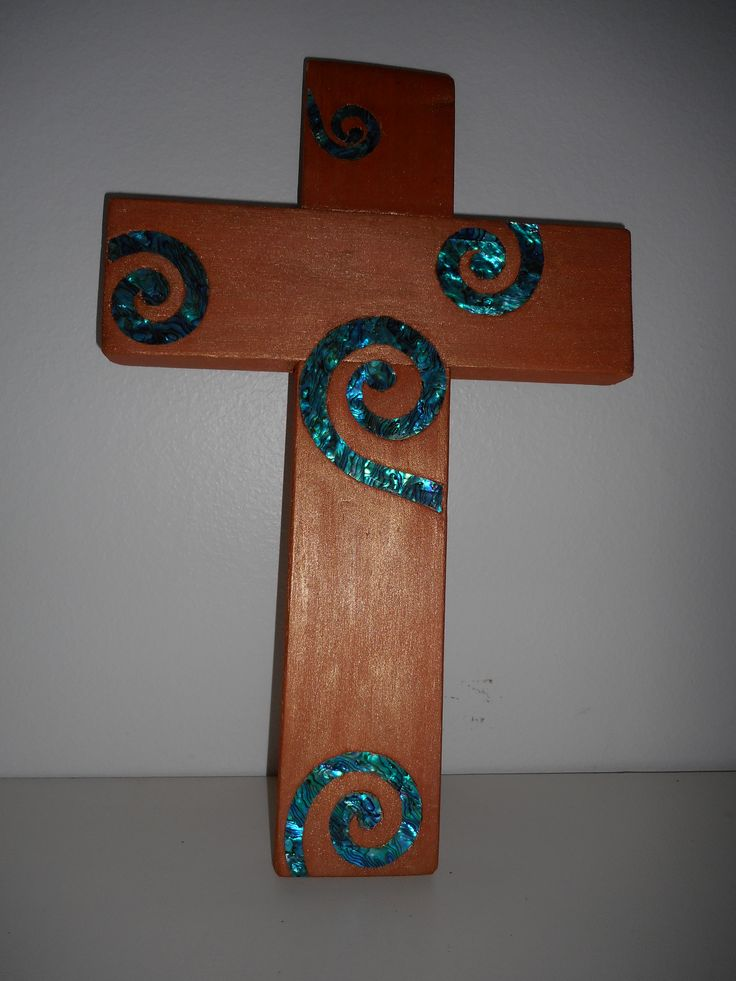 Paua inlay Koru designs mean 'rebirth' or 'new life'.