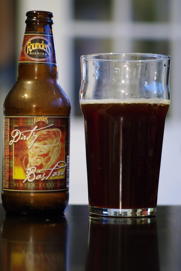 Old Dirty Bastard #beer