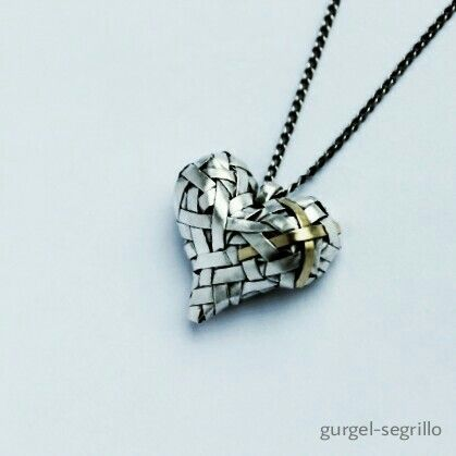 woven heart series by gurgel-segrillo