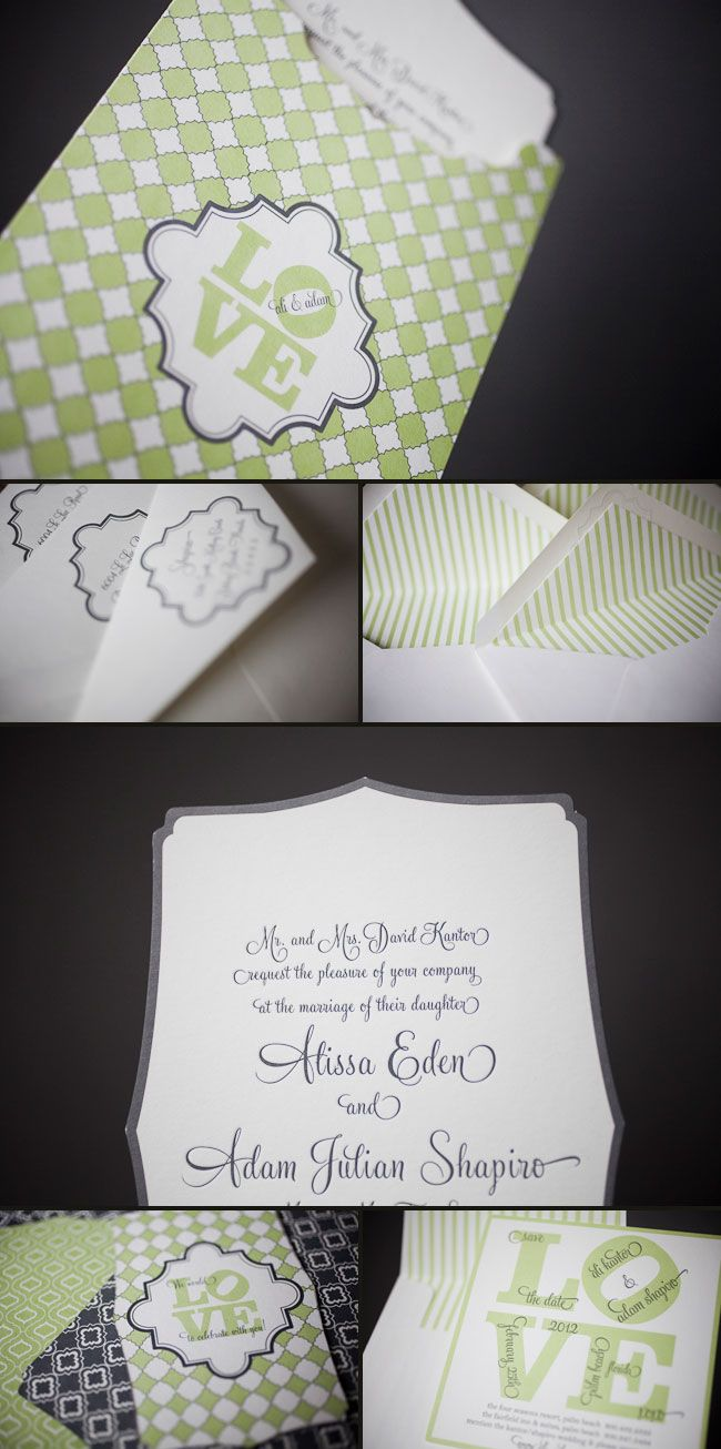 invite via @Papery & Cakery: Invitation Design, Wedding Suits, Invitations Custom, Wedding Suite, Invitations Packaging