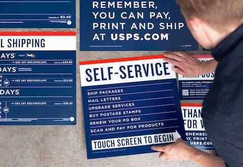 Rediseño: El Servicio Postal de los Estados Unidos
