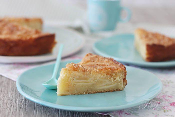 Cake Sucr Ef Bf Bd Aux Pommes