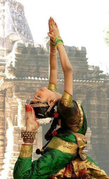 Bharatanatyam is the oldest and most popular of India's classical dance styles