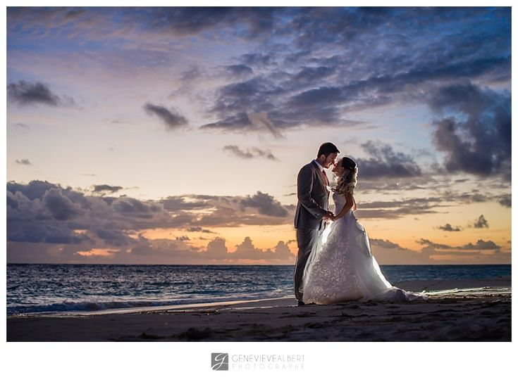 Mariage dans le Sud / Destination Wedding – Majestic Colonial Punta Cana – Janie and Maxime