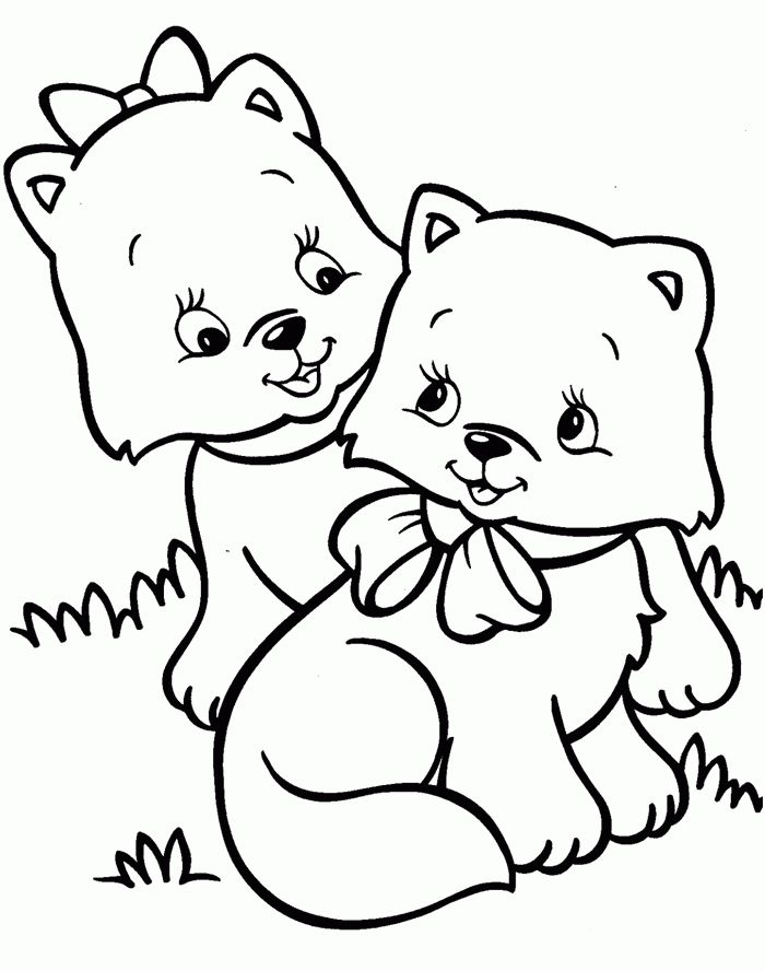 55 best cat coloring pages images on pinterest   drawings ... - Cute Cat Printable Coloring Pages