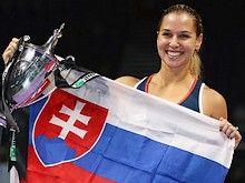 Dominika Cibulková - Slovakia