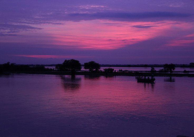 Yamuna river - vrindavan