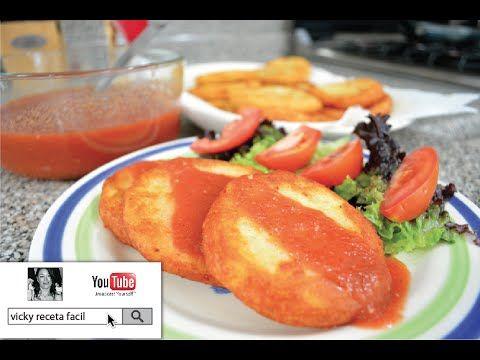 TORTITAS DE PAPA | Vicky Receta Facil - YouTube