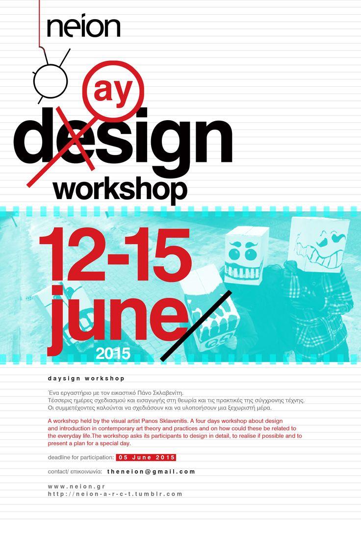 daysign summer workshop @ neion, Lefkada GR 12-15 / 06