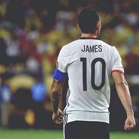 James Rodríguez - Colombia