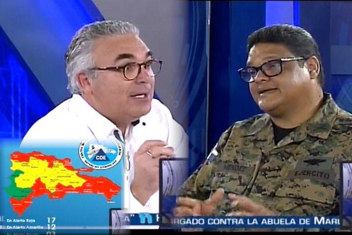 Roberto Cavada Entrevista A Juan Manuel Méndez, Las Últimas Actualizaciones Sobre El Huracán Irma