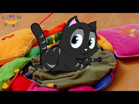 Kara Kedi - Karamela Sepeti - Çocuk Şarkıları - YouTube