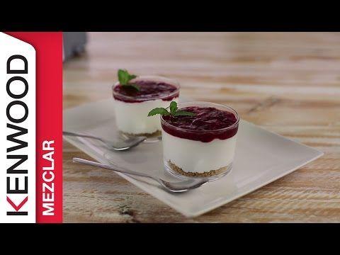 Cómo hacer un Cheesecake con MultiOne | Kenwood - YouTube