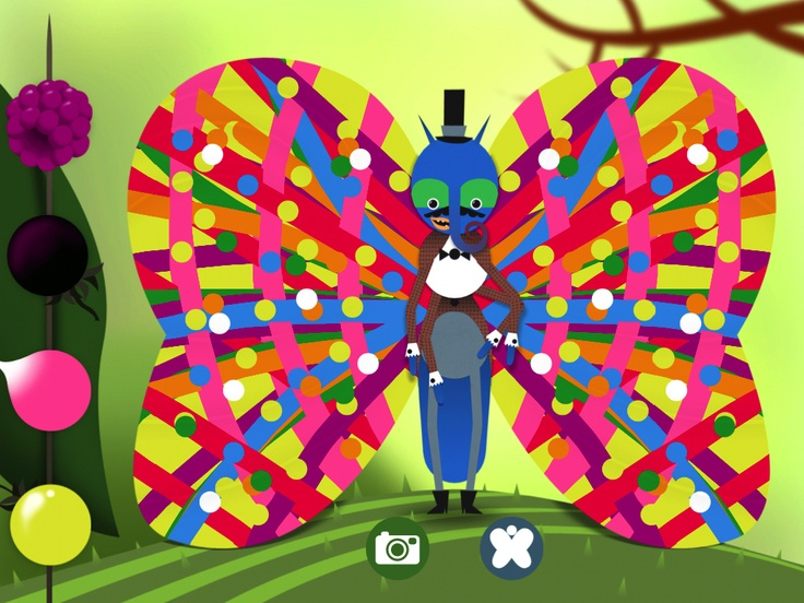 A beautiful creation in Paint My Wings by Toca Boca. http://itunes.apple.com/us/app/paint-my-wings/id432858701?mt=8
